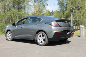 The 2016 Chevy Volt EcoHitch is charging onto the scene!