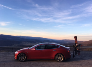 It's Electric! The EcoHitch and Tesla Relationship