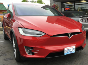 The Law for Tesla Model X is on your side and now available!