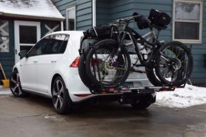 The VW Golf EcoHitch is the perfect trailer hitch upgrade!