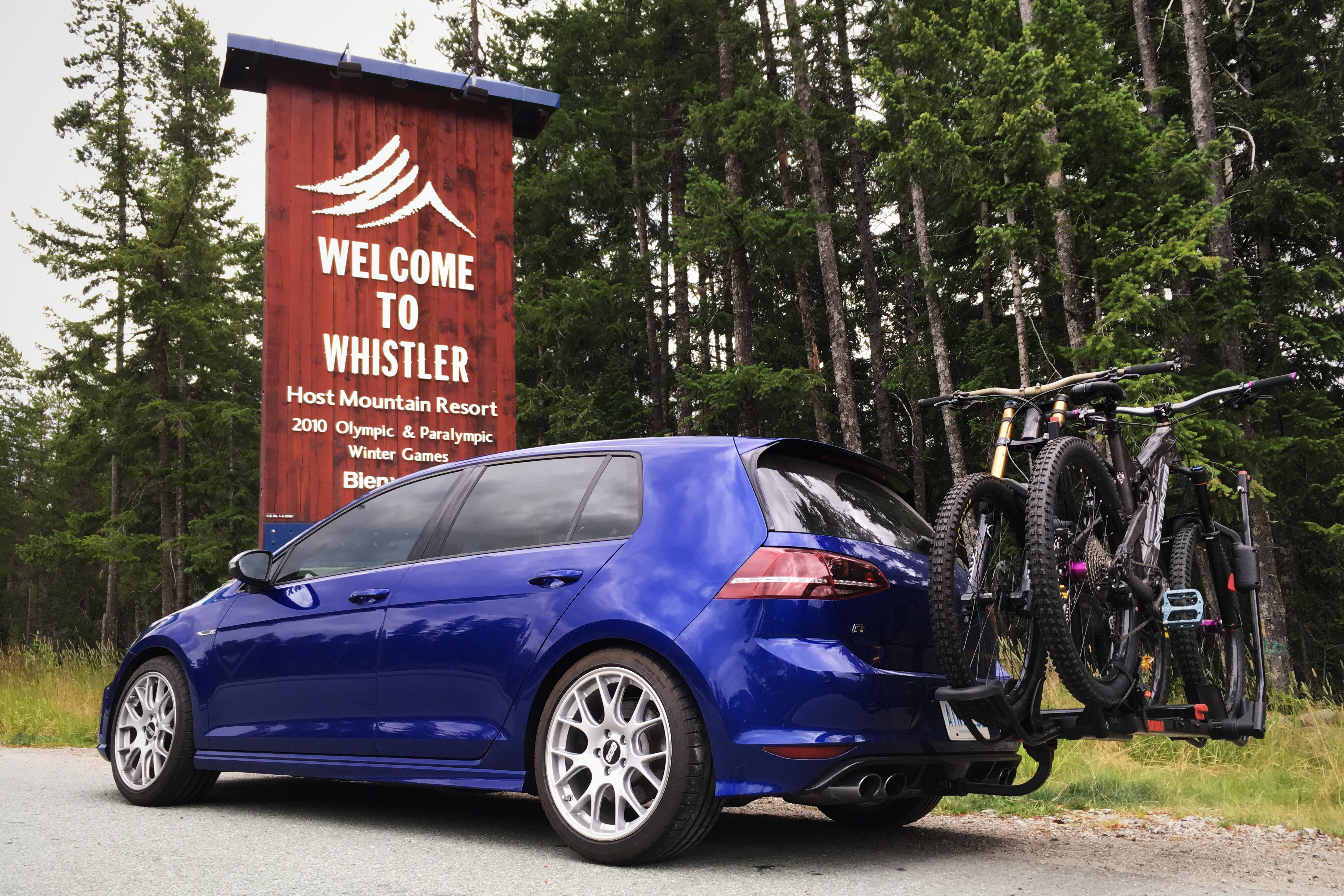 Torklift Central The Vw Golf R Ecohitch Is The Perfect