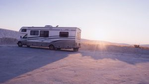 Towing behind a motorhome: What cars can be towed?