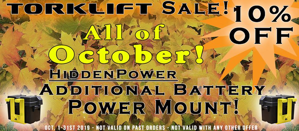 HiddenPower Sale 10% OFF
