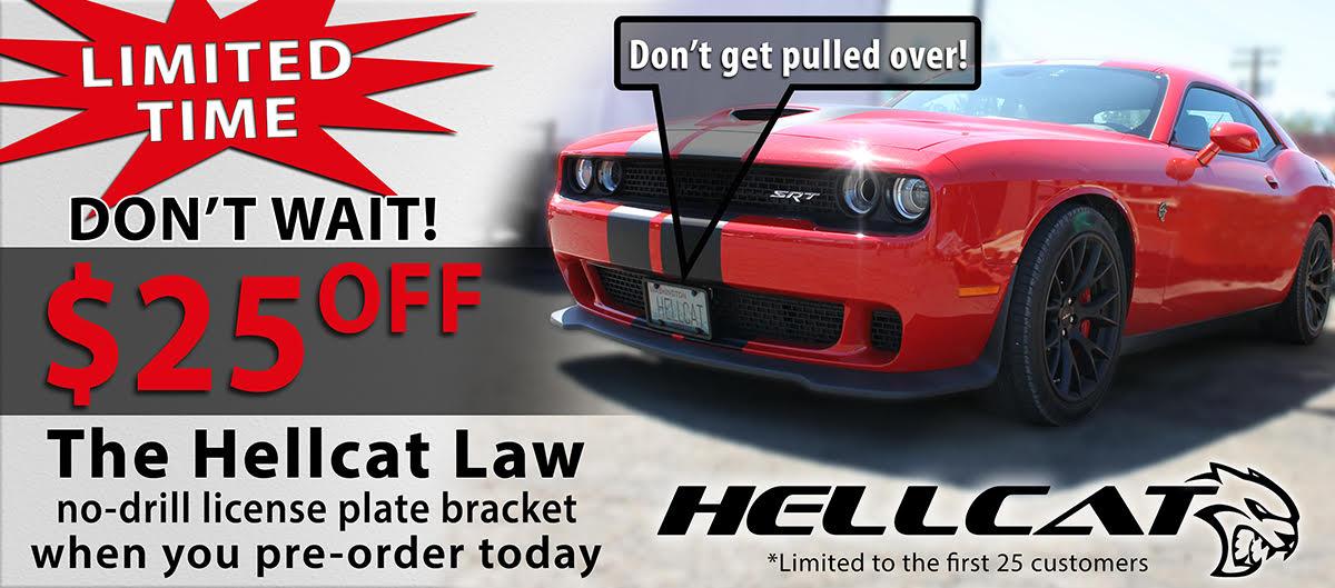 Hellcat Law Pre-Order