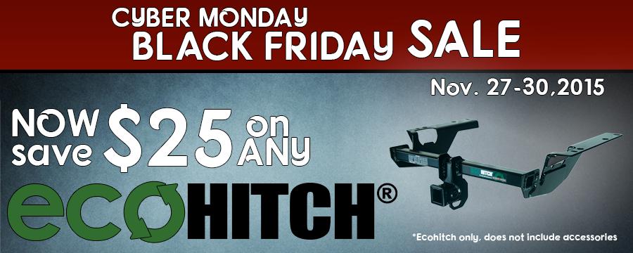 Black Friday thru Cyber Monday Torklift International sale