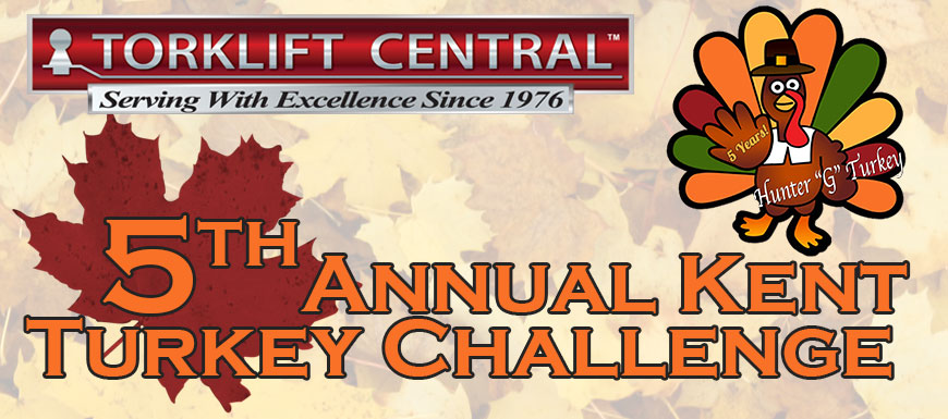Join Us for the 5th Annual Kent Turkey Challenge