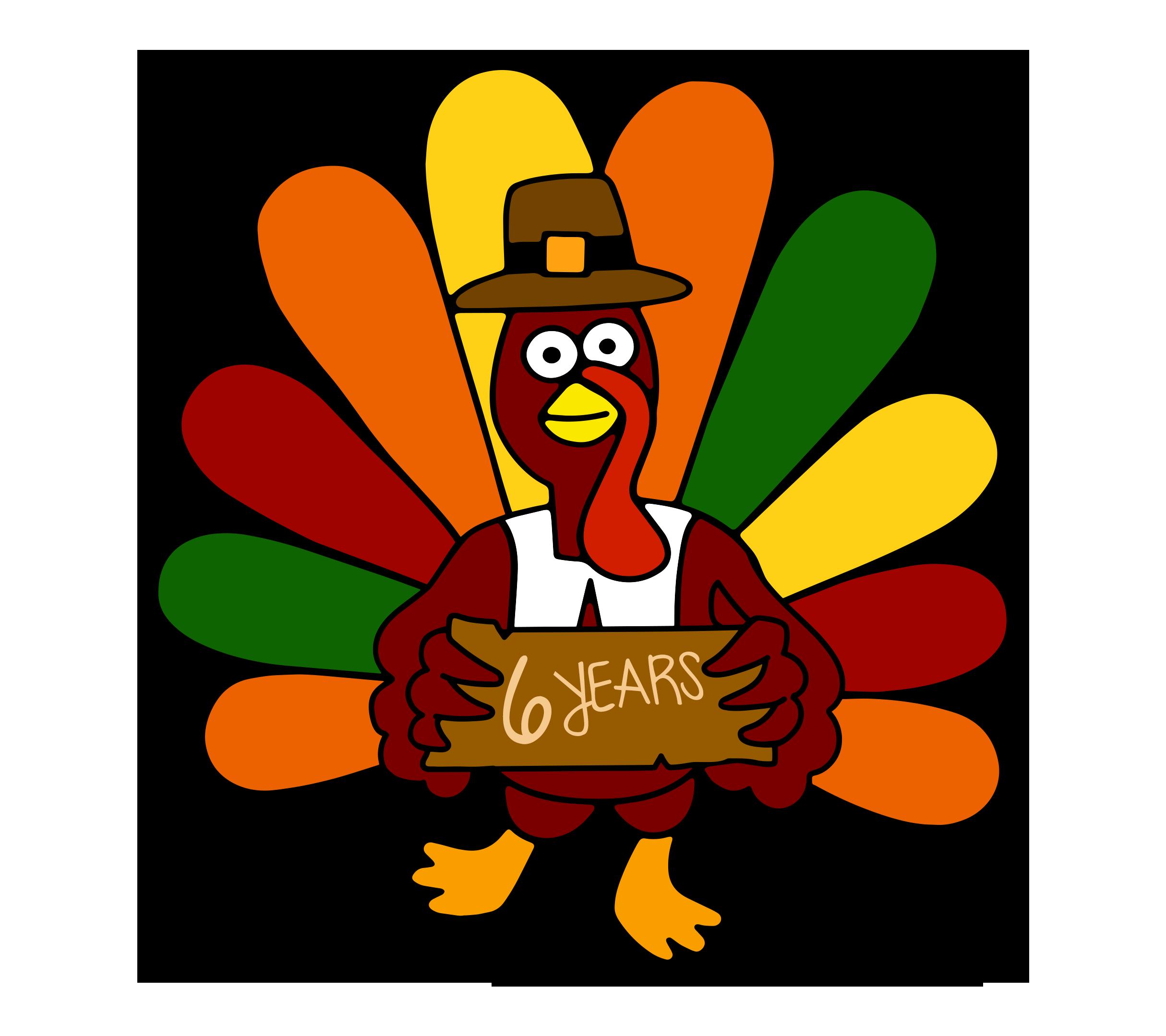 The 6th Annual Kent Turkey Challenge Logo