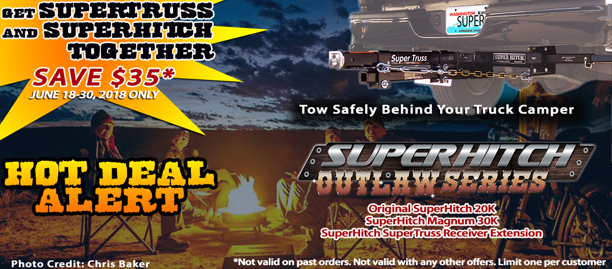 SuperHitch Outlaw Series