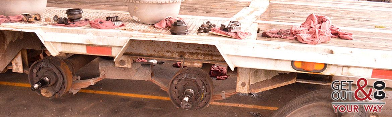 Trailer Wheel Bearing Services