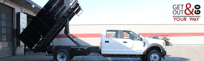 Hydraulic Dump Trailer Services