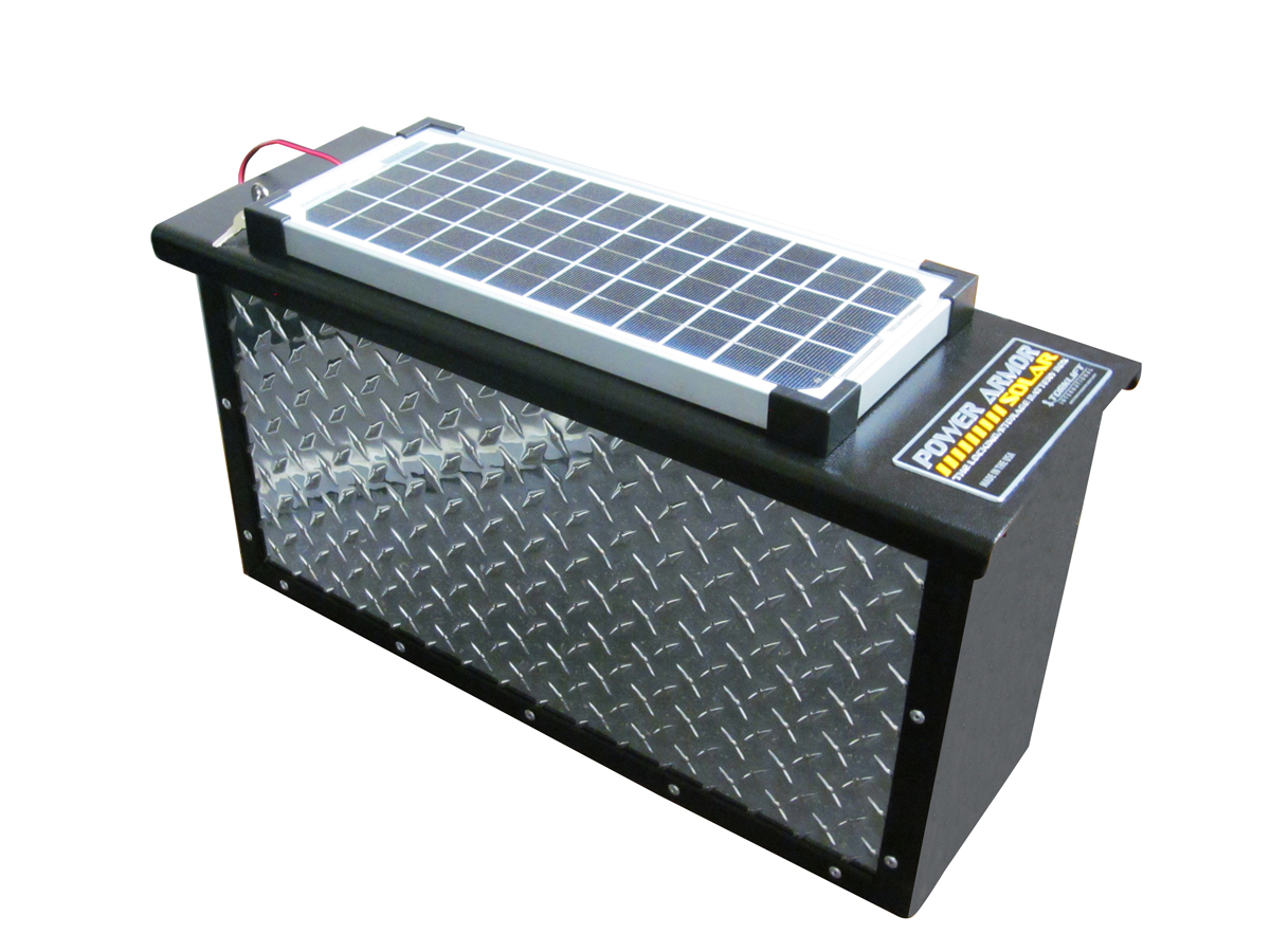 Auxiliary Battery Storage