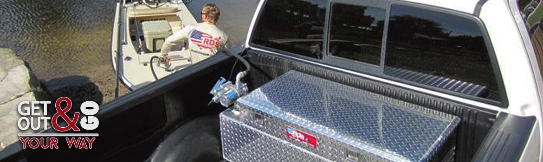 Fuel Tank/Tool Box Combos