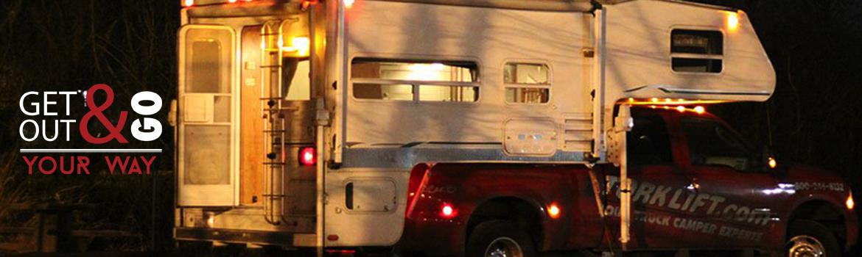 Truck Camper Electrical Wiring