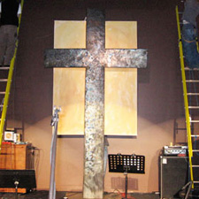 Church Pulpits and Crosses