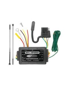 Powered Vehicle Taillight Wiring Systems