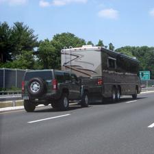 Towed Vehicle Braking System