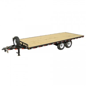 Trailer Deck Repair