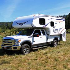Truck Camper Stability
