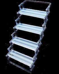 "6"" GlowStep Four Step- A7504"