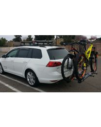 Volkswagen Golf SportWagen and Golf Alltrack EcoHitch