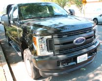 2011-2016 Ford F-250/F-350 Front Invisi EcoHitch