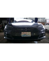 The Law - Tesla Model S Refresh Front License Plate Bracket (Auto Pilot Compatible) XA1003