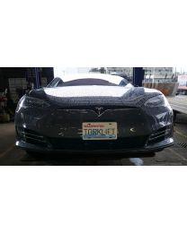 The Law - Tesla Model S Refresh Front License Plate Bracket (Auto Pilot Compatible) XA1003