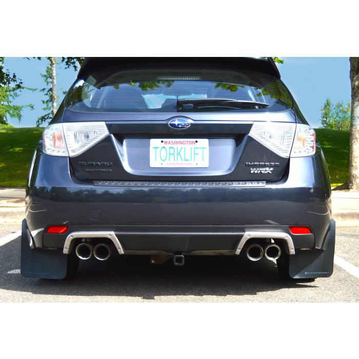 2014 Subaru Impreza Wrx Sti >> Subaru Impreza Wrx And Wrx Sti Hatchback Ecohitch Stealth