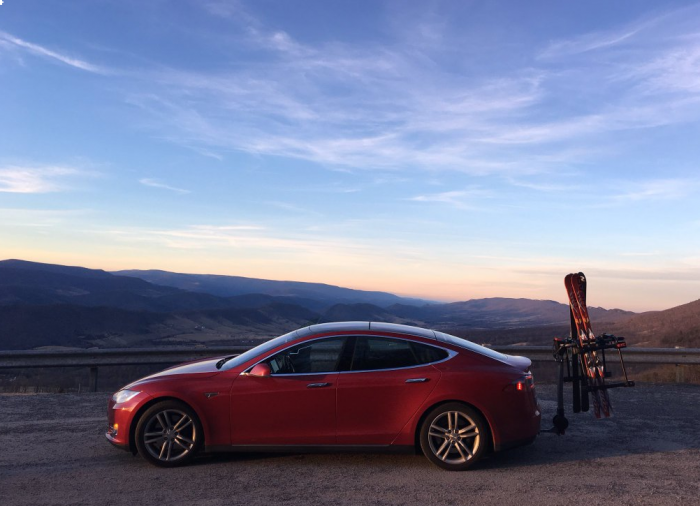 2012 2019 Tesla Model S Ecohitch Stealth