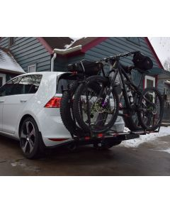2015 Volkswagen Golf with EcoHitch