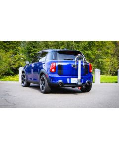 2015 MINI Cooper Countryman with EcoHitch and Bike Rack