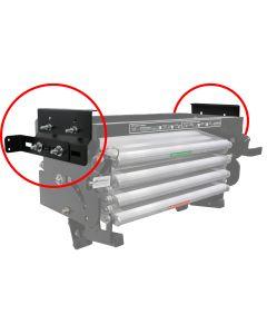 GlowStep Revolution Vertical Stud Adapter Bracket - A8022