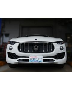 The Law - Maserati Levante Front License Plate Bracket XA1001