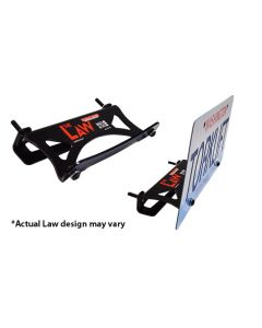 The Law - Subaru Outback Front License Plate Bracket  XA1014