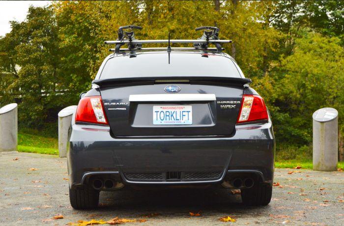 Subaru Impreza WRX/STI Sedan EcoHitch Invisi