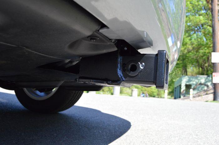 2017 Toyota Sienna Ecohitch