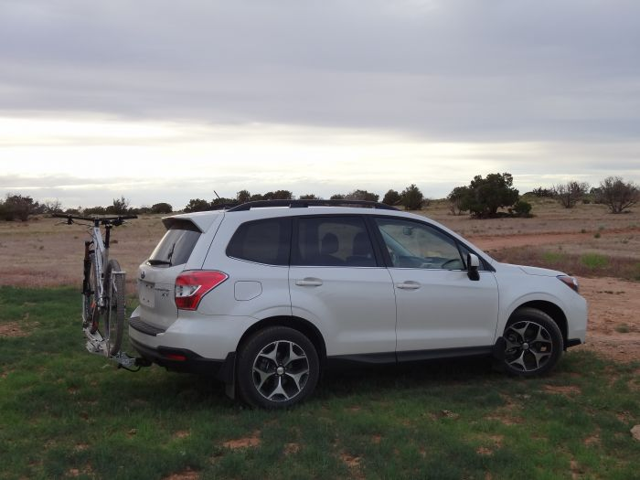2017 2018 Subaru Forester Ecohitch