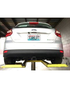 2012-2013 Ford Focus Electric with EcoHitch