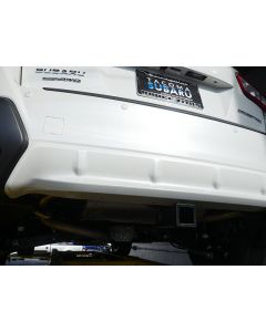 2018 Subaru Crosstrek EcoHitch Stealth