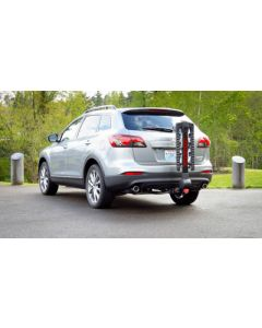 2014-2015 Mazda CX-9 EcoHitch with Bike Rack