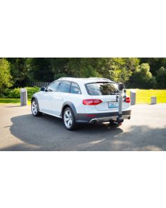 2013-2014 Audi allroad with EcoHitch and Bike Rack