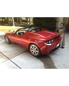 2010-2011 Tesla Roadster EcoHitch