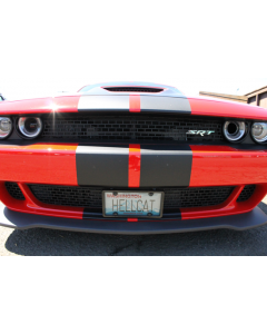 The Law - Dodge Hellcat/Dodge Challenger Front License Plate Bracket XA1005