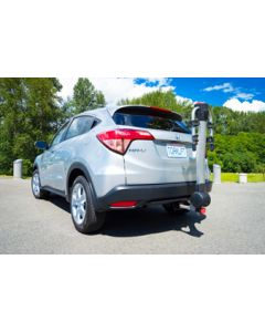 2016 Honda HR-V with EcoHitch and Bike Rack