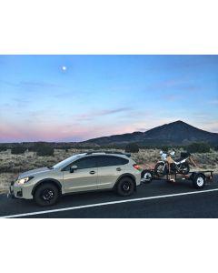 2013-2017 Subaru XV Crosstrek EcoHitch Invisi