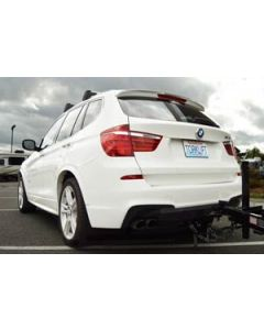 2013 - 2015 BMW X3 with EcoHitch