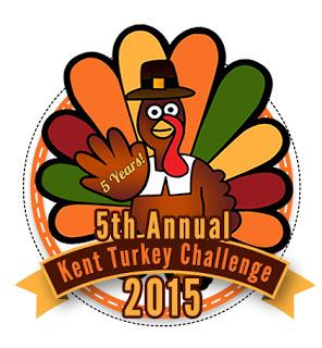Sponsor Spotlight: Kent Downtown Partnership supports the 5th Annual Kent Turkey Challenge