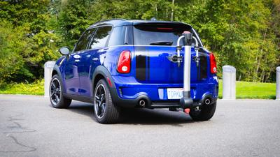 2015 Mini Cooper Countryman EcoHitch has arrived!