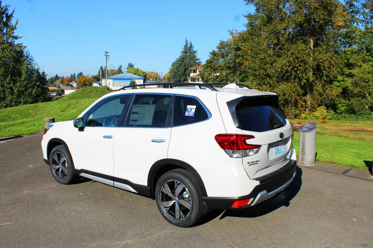 The best way to make your 2019 Subaru Forester even more versatile!