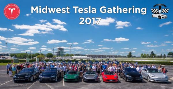 The Tesla Midwest Gathering was a success!